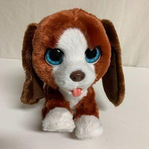 FurReal Friends Puppy Dog Animated Electronic Brow